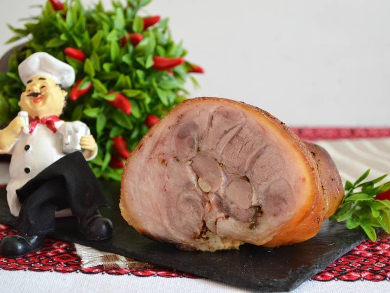 Свиная рулька в духовке— гид по приготовлению