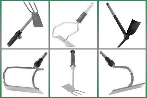 Плоскорез фокина: необычное изобретение обычного огородника