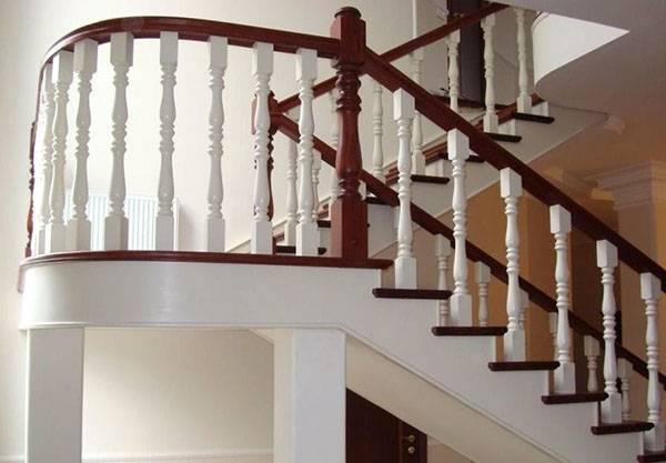 Крепление балясин и столбов лестницы своими руками