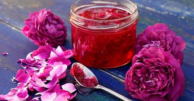 Рецепт варенья излепестков роз: 5способов приготовить противовирусный десерт