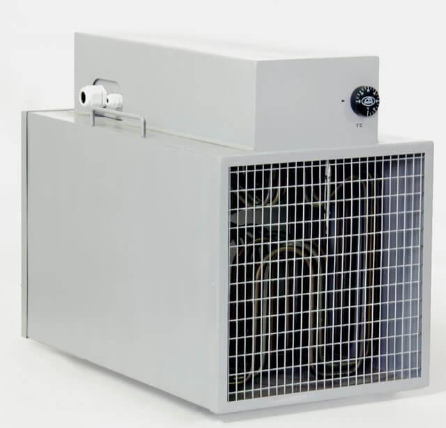 Энергосберегающие обогреватели для гаража: виды и особенности работы