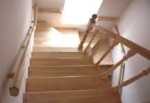 Виды ограждений лестниц и способы их крепления