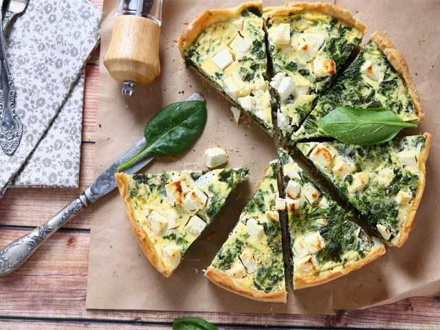 Рецепты приготовления блюд из шпината с фото