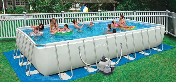 Подробное руководство по строительству бассейнов для дачи