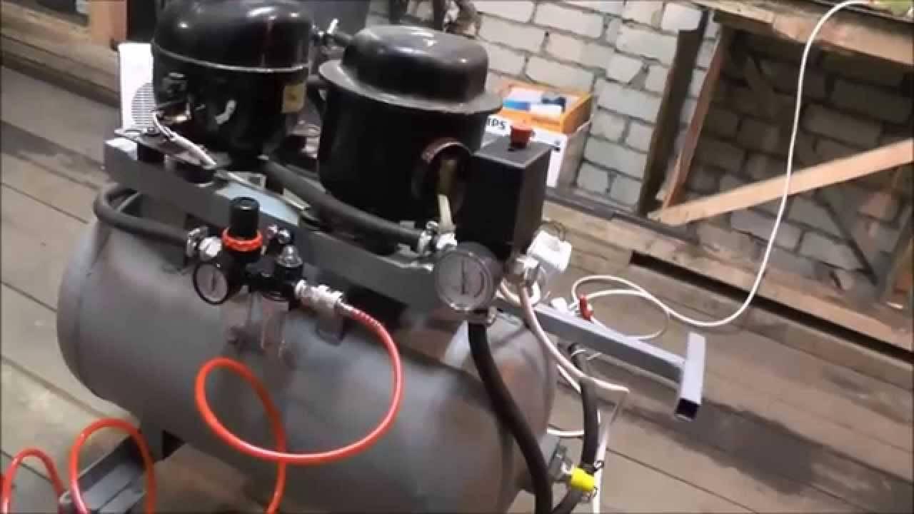 Как сделать насос для воды своими руками