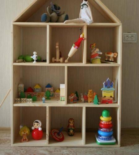 Ох уж этот беспорядок — как организовать хранение детских игрушек правильно?