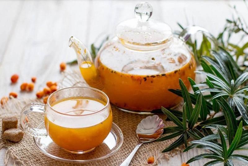 Облепиховый чай, как в любимом кафе: 7 лучших рецептов в домашних условиях
