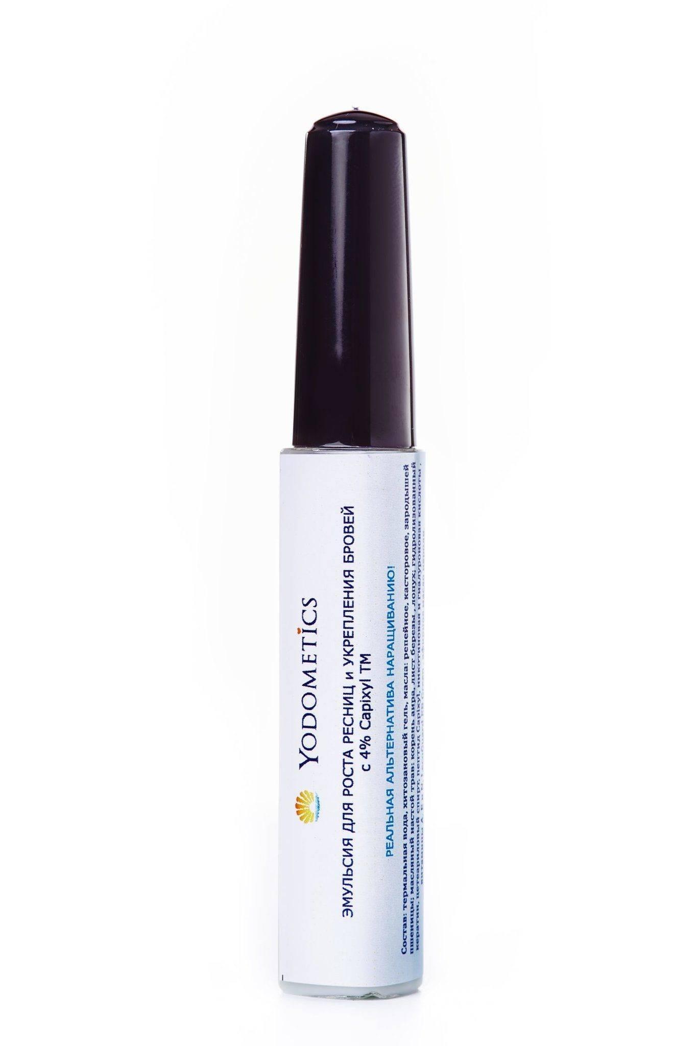 Касторовое масло для роста ресниц и бровей: применение и отзывы