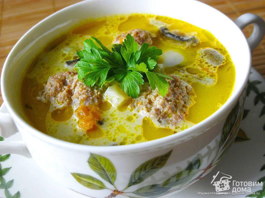 Сырный суп с креветками – изысканное блюдо для повседневного меню. первые блюда