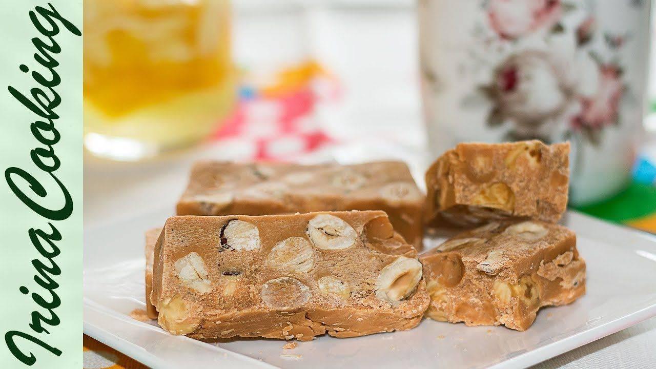 Щербет рецепт в домашних условиях с арахисом