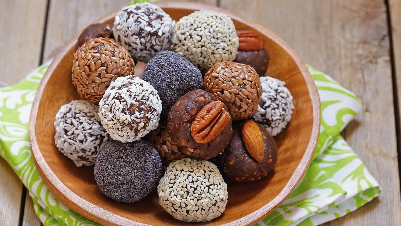 Домашние конфеты из фиников – вкусное может быть полезным!