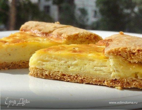 Французский луковый пирог: 8 лучших рецептов