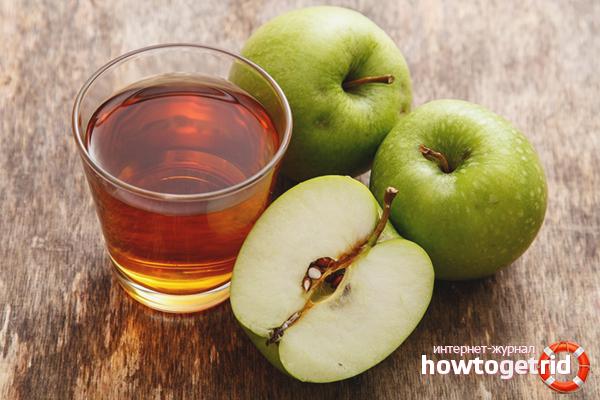 Продукты при раке желудка: соки, молоко, фрукты, чеснок