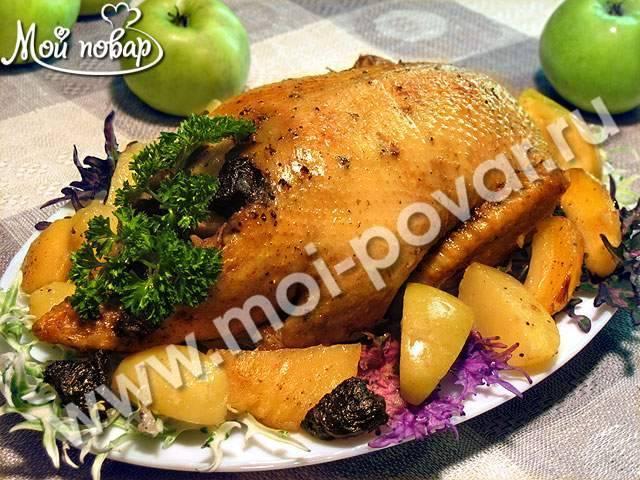 Утка в рукаве - 9 домашних вкусных рецептов приготовления