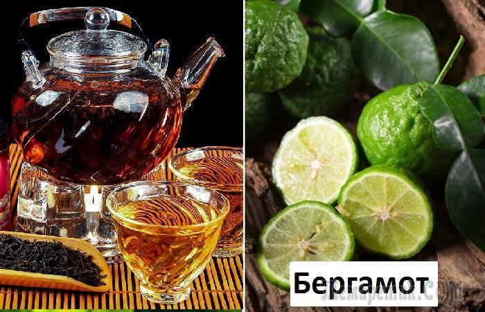 Бергамот — полезный цитрус