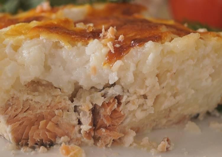 Как приготовить рыбную запеканку в духовке и в мультиварке по пошаговому рецепту с фото