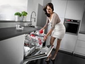 Установка посудомоечной машины на кухне своими руками