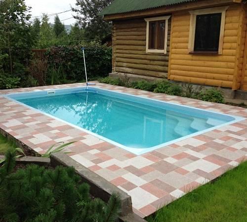 Делаем бассейн на даче своими руками: пошаговая инструкция