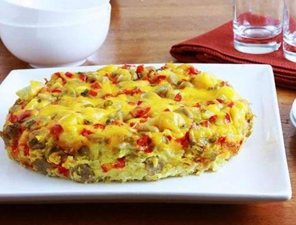 Аппетитные варианты приготовления запеканки из кабачков и картофеля