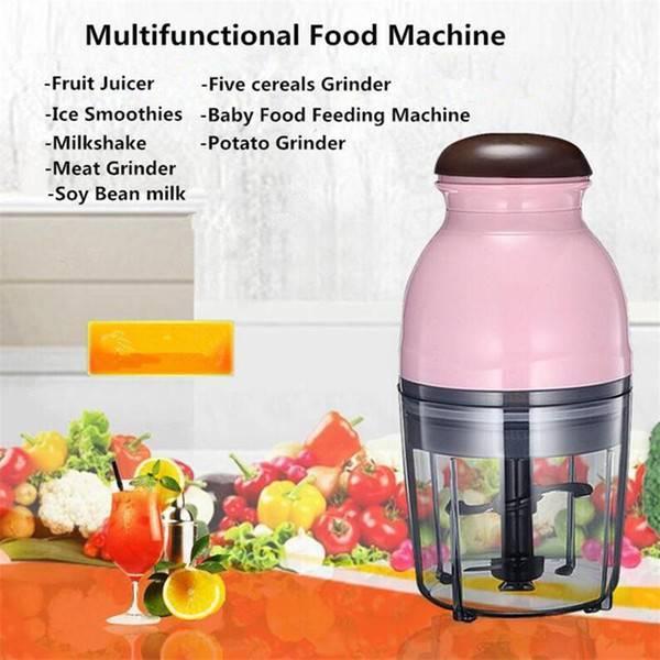Измельчитель для овощей и фруктов электрический для кухни, видео