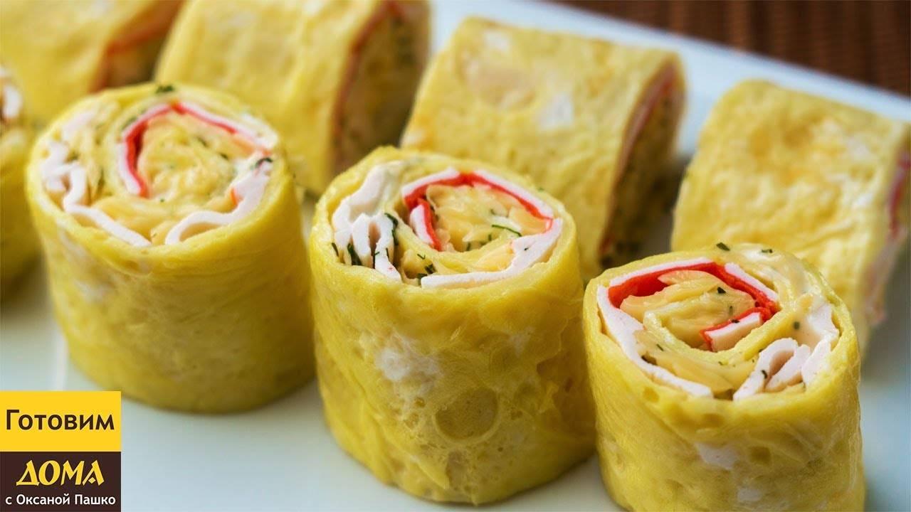Простые рецепты закусок из крабовых палочек