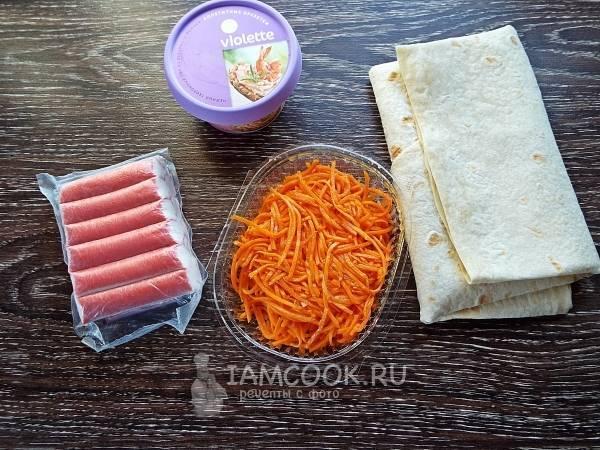 Способы приготовления популярных закусок из лаваша