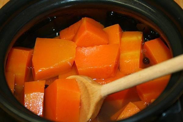 Лучшие рецепты домашних заготовок из тыквы
