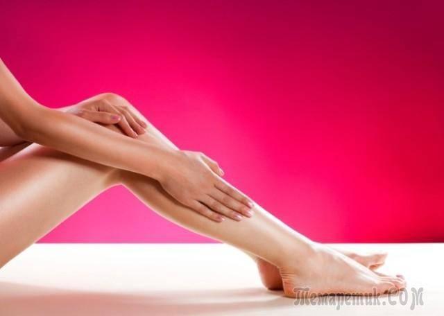 Как лечить варикоз вен на ногах уксусом