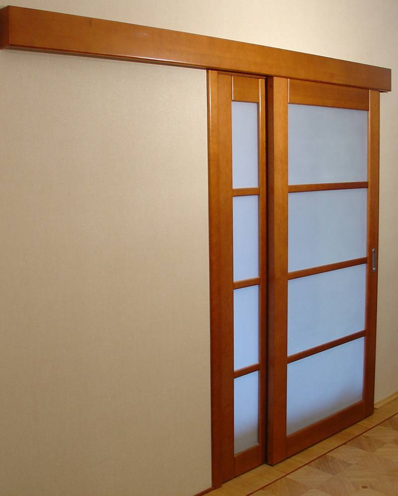 Какие названия имеют раздвижные двери, пользующиеся широким спросом?