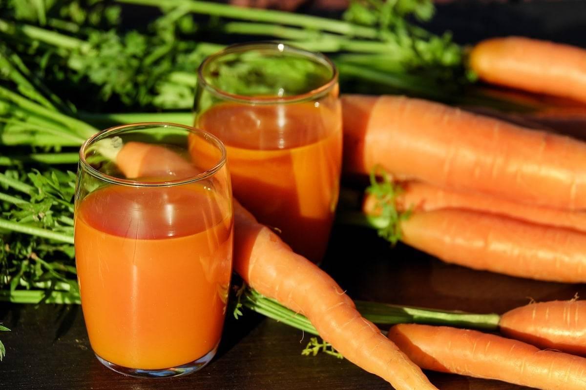 Что полезнее для здоровья морковь или морковный сок