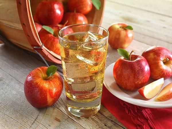 Супер компот из яблок и апельсинов