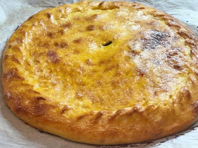 Пирог с ревенем: вкусные рецепты