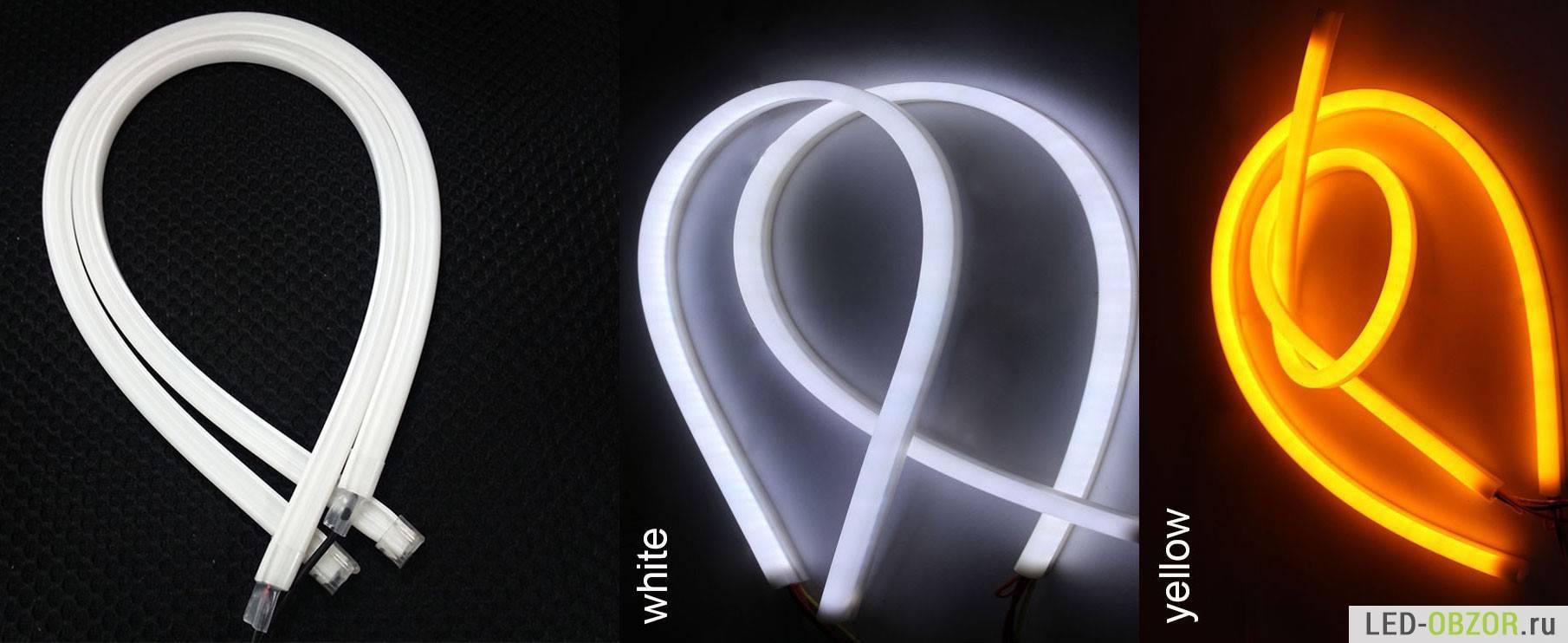 Сделанная в Китае светящаяся лента
