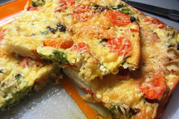 Запеканка из брокколи — рецепты приготовления блюда в духовке с сыром, с курицей в мультиварке, как готовить из замороженной капусты