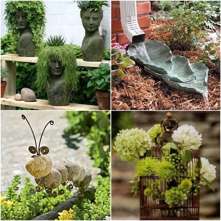 Самоделки для дачи – лучшие идеи для сада и огорода из подручных материалов
