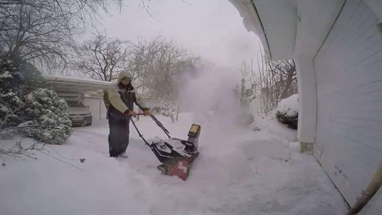 Снегоуборочная техника для дома и дачи: топ 10 лучших бюджетных моделей