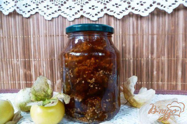 Оригинальные рецепты приготовления физалиса овощного на зиму