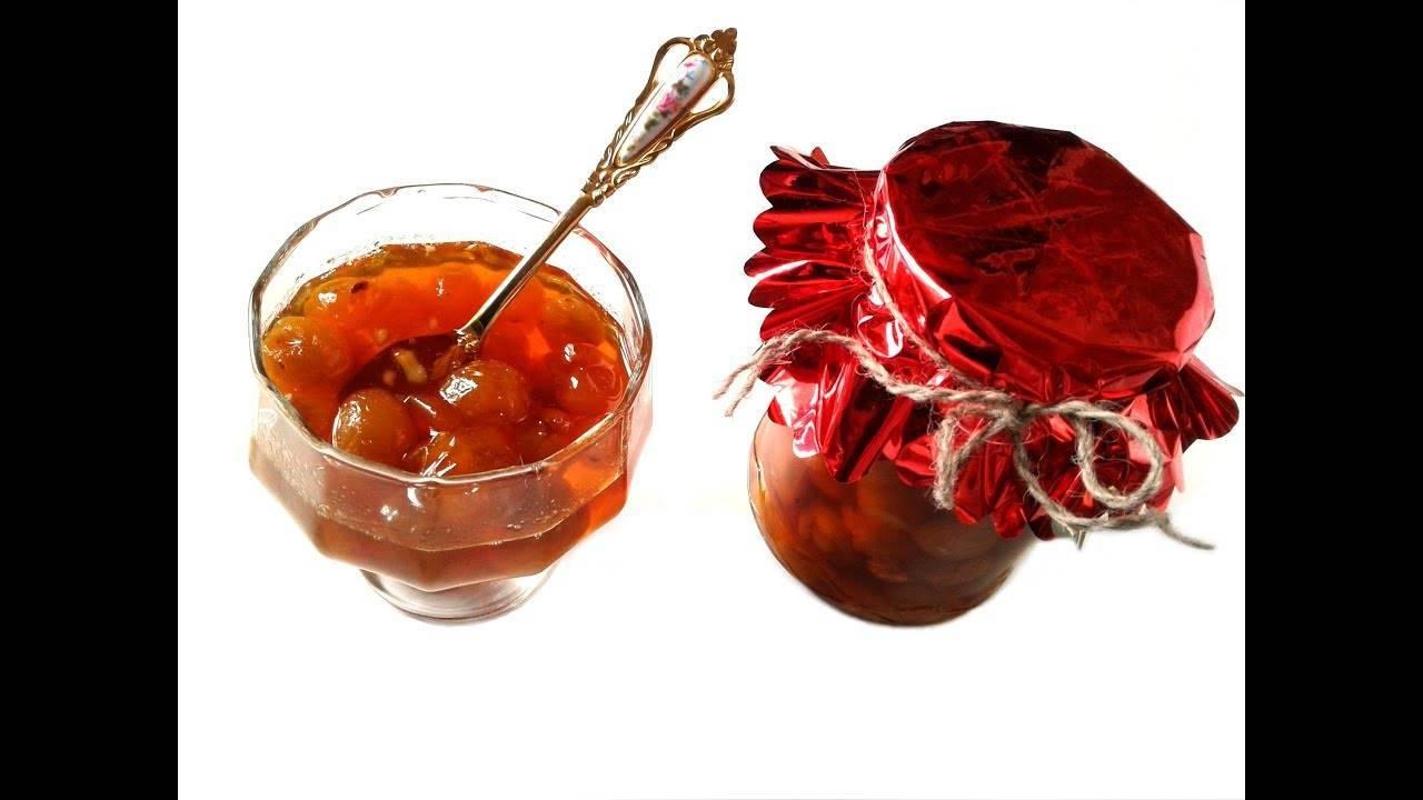 Варенье из черешни и вишни без косточек — простые и вкусные рецепты