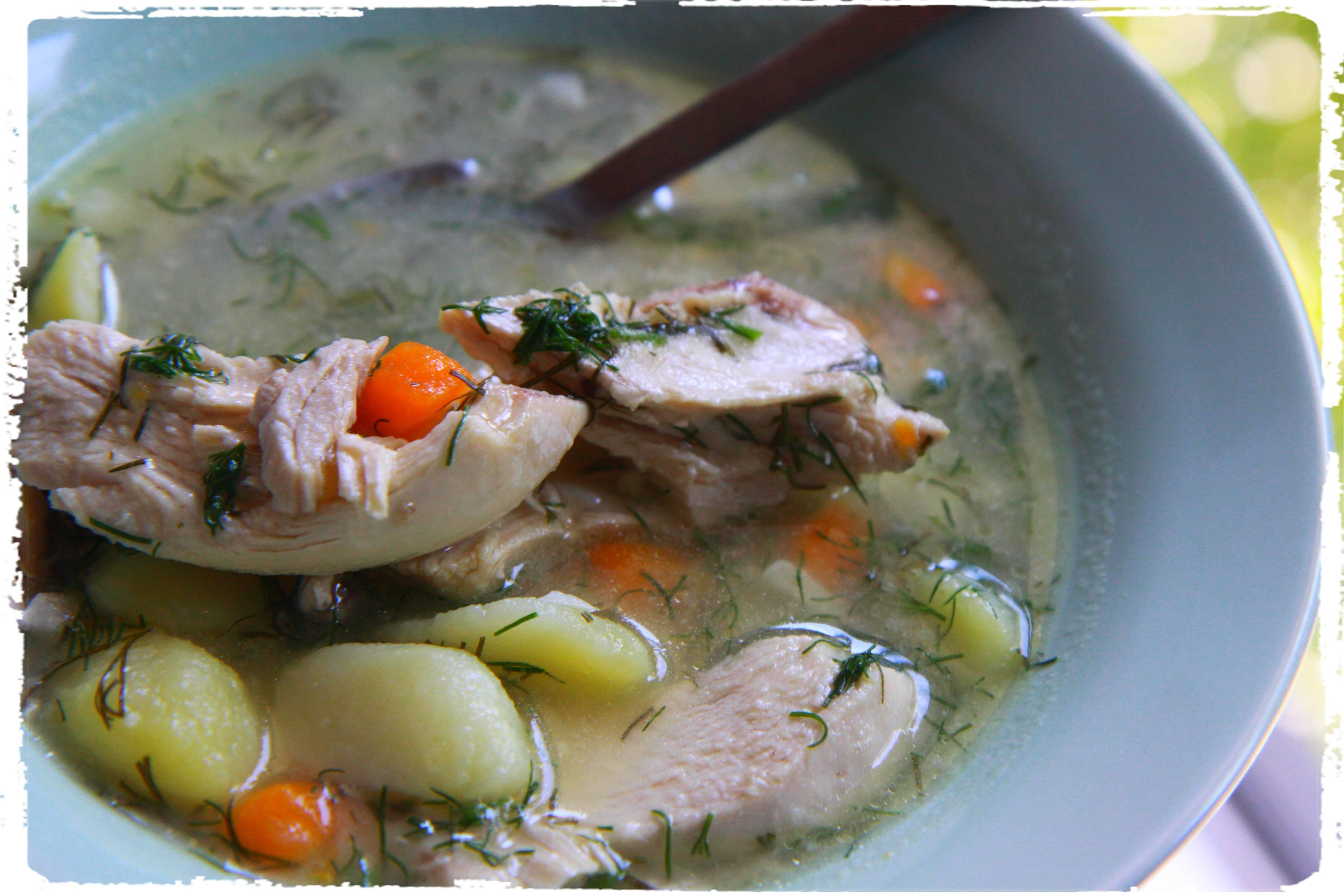 Рецепты суп-пюре из картофеля с разными дополнительными ингредиентами