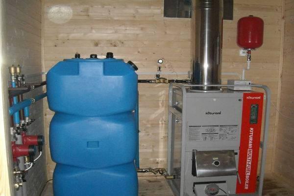 Комбинированные котлы отопления для частного дома