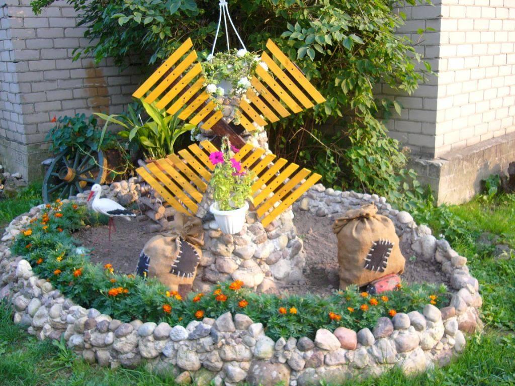 Поделки (самоделки) для сада и огорода своими руками