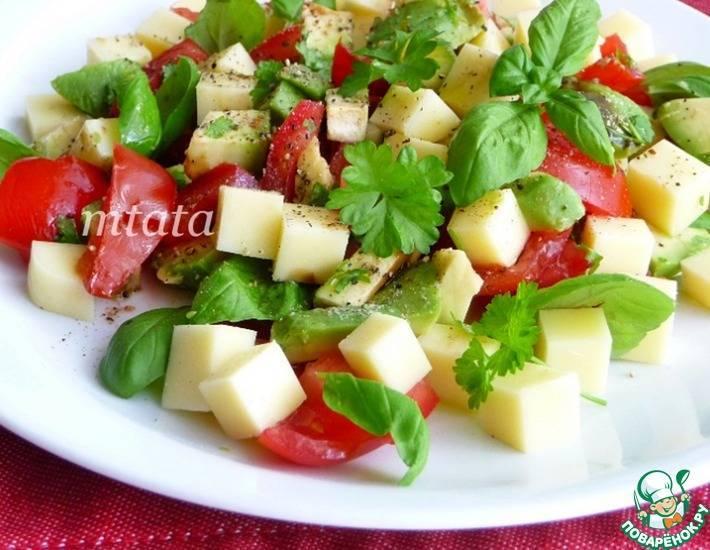 Приготовление блюд из авокадо