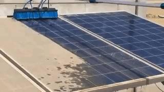 Солнечная батарея из Китая - техническая характеристика, цена, видео