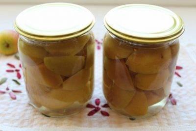 Консервация груш на зиму: 20 пошаговых рецептов