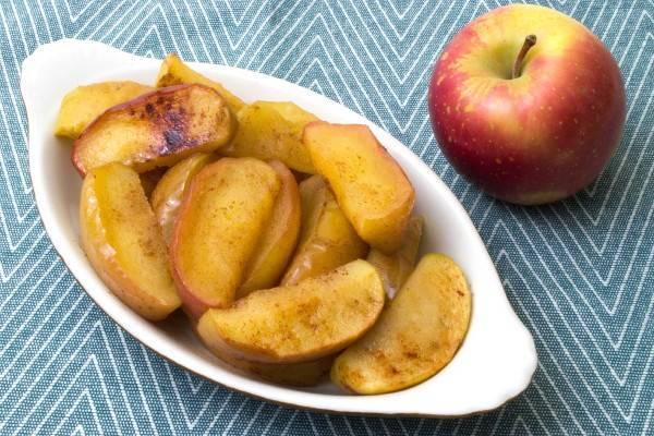 Любимый десерт из запеченных яблок
