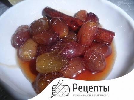 10 простых рецептов варенья из винограда с косточками