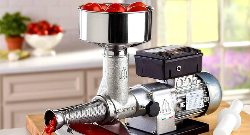 Механическая соковыжималка-пресс для цитрусовых и граната