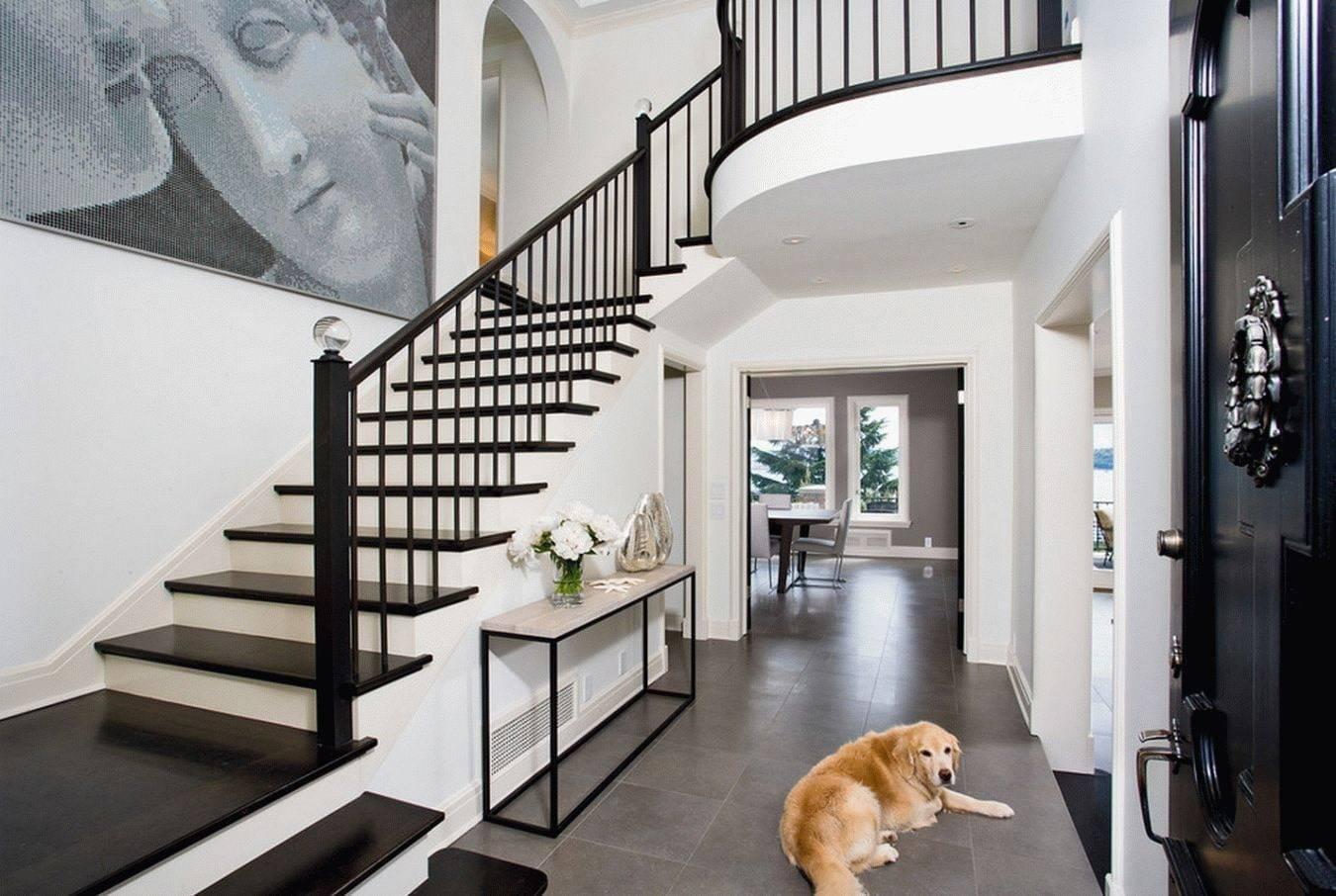 Винтовые лестницы на второй этаж: виды, размеры, детали
