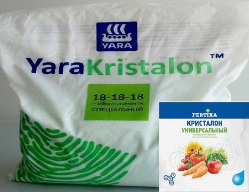 Применение Кристалона Зеленого, описание препарата, видео