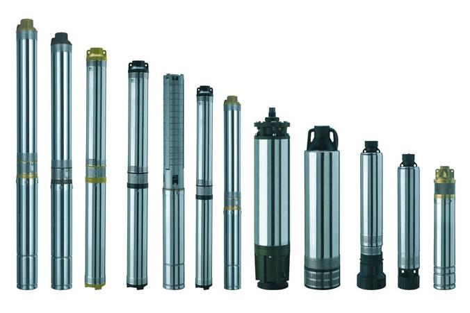 Погружной насос для скважины – особые требования, виды оборудования